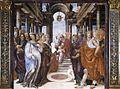Sodoma - The Presentation of the Virgin in the Temple - WGA21559.jpg
