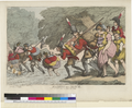 "Soldiers on a March- ""To Pack up Her Tatters and Follow the Drum"" WDL2954.png"