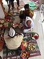 Somvati yag at Veerabhadra Devasthan Vadhav in presence of Balyogi Om Shakti Maharaj. 11.jpg