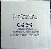 Graphics Synthesizer GPU