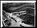 Sopwith leaving (U.S.S.) Oklahoma (Battleship), 12-18-20 LCCN2016852364.jpg