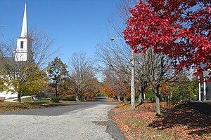 New Salem, Massachusetts - South Main Street