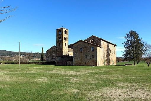 Pieve di San Giovanni Battista a Ponte allo Spino, Sovicille