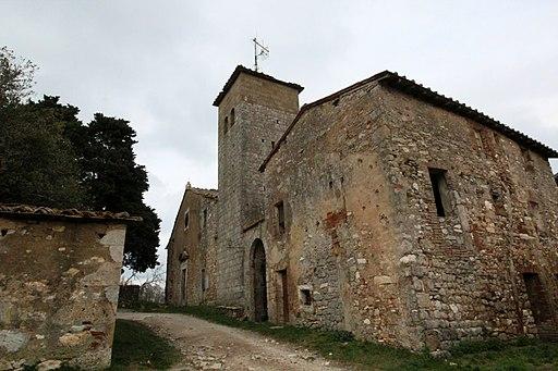 Sovicille, San Giovanni Battista a Molli,
