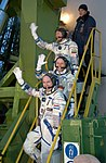 Soyuz TMA-4 crew receive final well wishes before launch.jpg