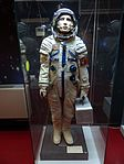 Space suits in Memorial Museum of Cosmonautics, Moscow, Russia, 2016 21.jpg