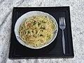 Spaghetti aglio olio e peperoncino by matsuyuki.jpg