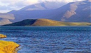 Vorotan Cascade - Spandaryan Reservoir