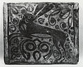 Spanish - Ceiling Tile with a Hare - Walters 48210612.jpg
