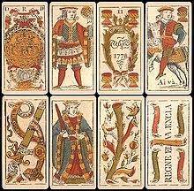 jeu de carte espagnol Jeu de cartes espagnol — Wikipédia