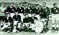 Spanish national football team before the match against Portugal in Lisbon, 11.03.1945 10.47.32.jpg