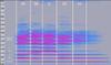 Spektrogramm der Vokale a, e, i, o, u.png