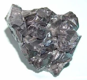 Group 12 element - Sphalerite (ZnS), an important zinc ore