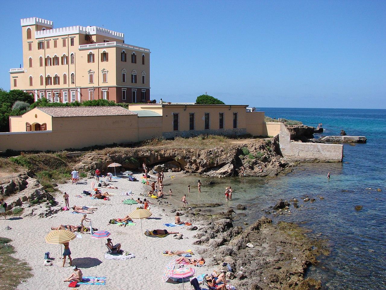 Villa Las Tronas Hotel Alghero Sardinia
