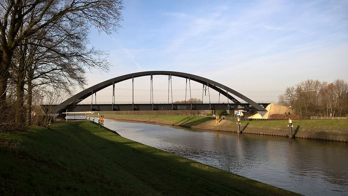 Spoorbrug Twentekanaal Wikipedia