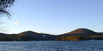 Squam Lake - Squam Lake in 2006