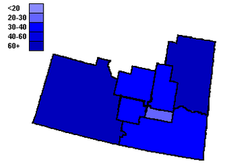 Canadian federal election results in Southern Saskatchewan - Conservative Party of Canada