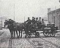 Städtische Straßenbahnen Wien 1903–1913 (page 99 crop) – Rüstwagen mit Pferdebespannung.jpg