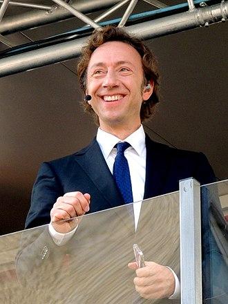 Stéphane Bern - Stéphane Bern in 2012