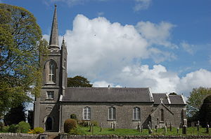 Killucan and Rathwire - St Etchan's Church