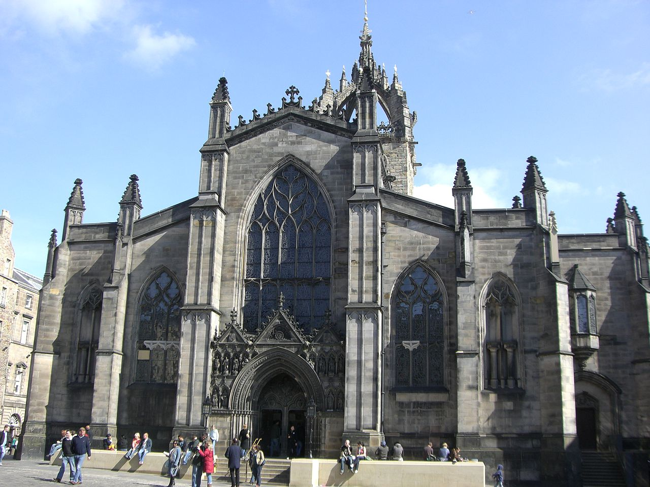 Igreja Presbiteriana St. Giles, Escócia