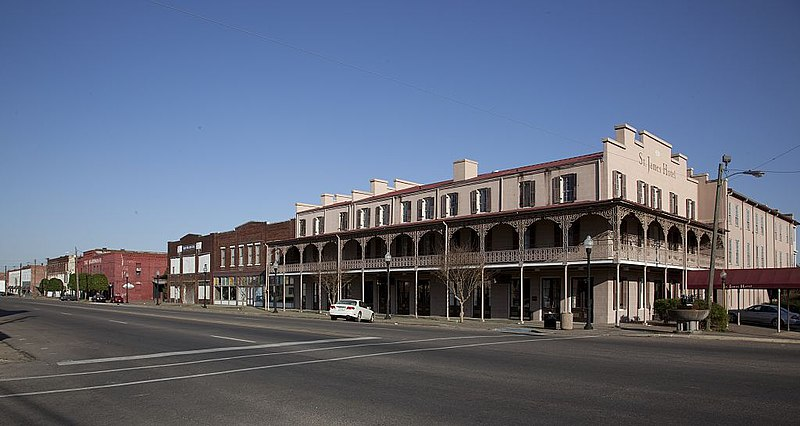 File:St. James Hotel, Selma, Alabama Highsmith.jpg