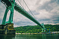 St. Johns Bridge Willamette River Portland Oregon (19521553984).jpg