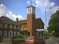 St. Mathias RC Church, Cheam Common Road. - geograph.org.uk - 32662.jpg