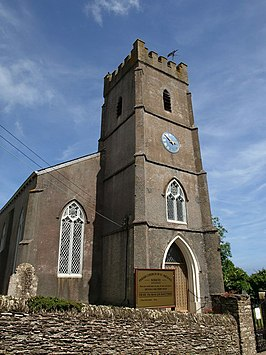 St. Michael's church, Strete - geograph.org.uk - 1359531.jpg