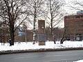 St. Petersburg in the winter. Rzhevskij corridor-3.jpg