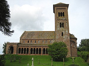 St Catherine's Church, Hoarwithy - Image: St Catherine's Church, Hoarwithy geograph.org.uk 959102