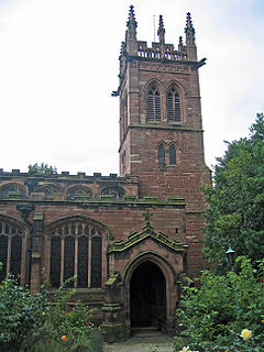 St Marys Creative Space Church in Cheshire, England