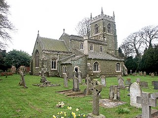 Hundleby Human settlement in England