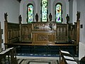 St Mary the Virgin, Oxenhope, Altar - geograph.org.uk - 1654688.jpg