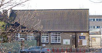 St Matthew's Primary School - Image: St Matthew's School Cambridge