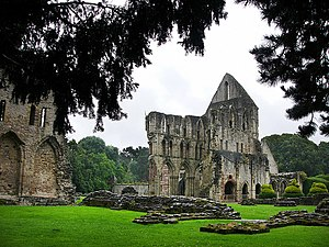 Mildburh - St Milburga's Priory, Much Wenlock