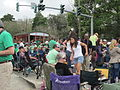 St Pats Parade Day Metairie 2012 Parade C2.JPG