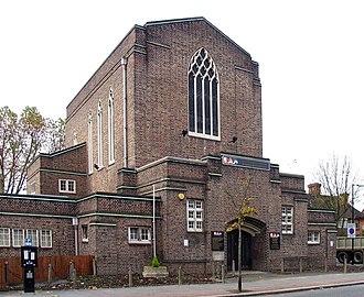 St Saviour's Centre for the Deaf - St Saviour's Centre for the Deaf