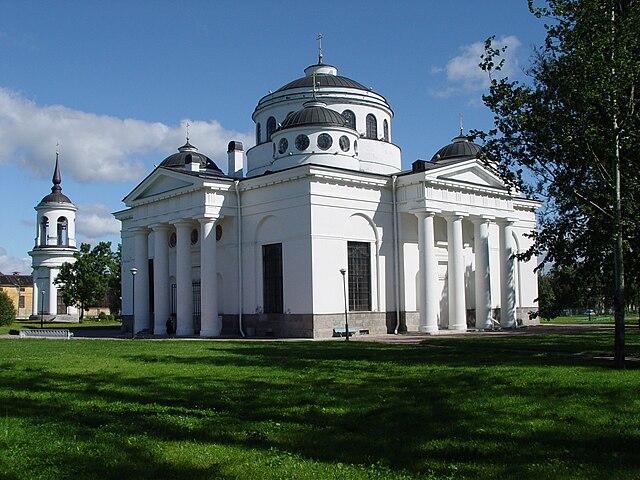 Св. София в г. Пушкине