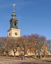 Fil:Staffans kyrkan Gävle October 2013 06.jpg