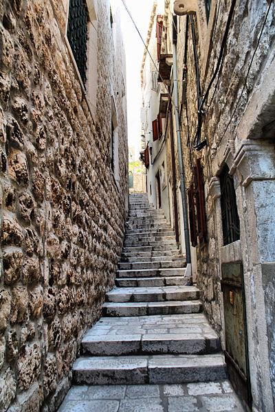 File:Stairs of Dubrovnik.jpg
