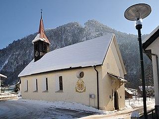Stallehr Place in Vorarlberg, Austria
