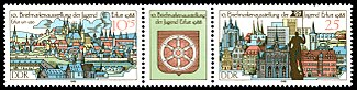 Stamps of Germany (DDR) 1988, MiNr Zusammendruck 3173, 3175.jpg