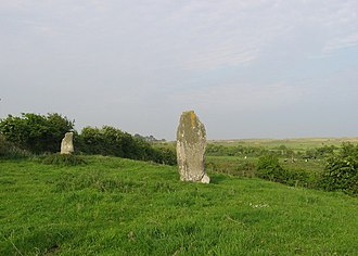 Baltray - Standing Stones at Baltray