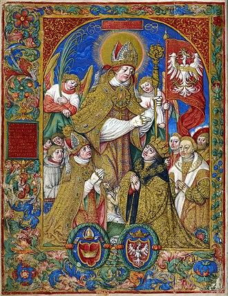 Archbishop of Kraków - Saint Stanislaus