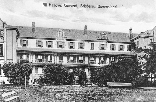 StateLibQld 1 395233 All Hallows Convent, Brisbane, ca. 1908
