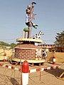 Statue Baniganse de Banikoara, Benin.jpg