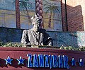 Statue above Zanzibar nightclub - geograph.org.uk - 719651.jpg