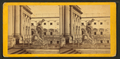 Statute of Civilization, by Greenough. East Portico of the Capitol -(Side View.), by E. & H.T. Anthony (Firm).png