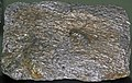 Staurolite mica schist (Charlestown, Sullivan County, New Hampshire, USA) (41334396675).jpg